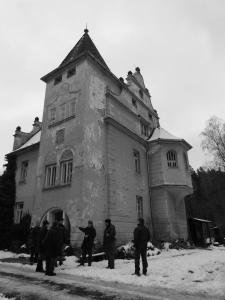 Biskupská myslivna - vila Doubrava.